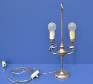 LAMPADA - ABAT JOUR IN ARGENTO 800 RIF. 6081
